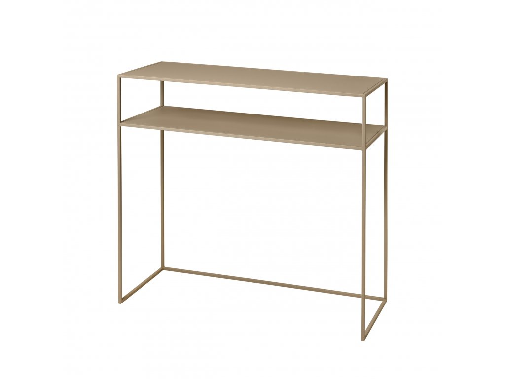 konzolový stolek pískový FERA BLOMUS