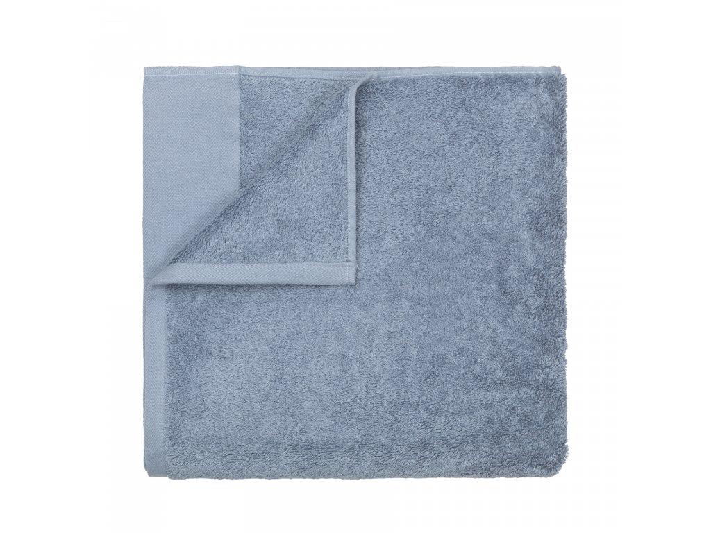 osuška pastelová modrá RIVA BLOMUS