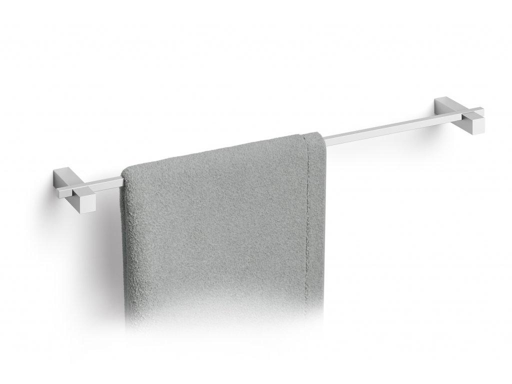Držák na ručníky nerezový matný CARVO ZACK