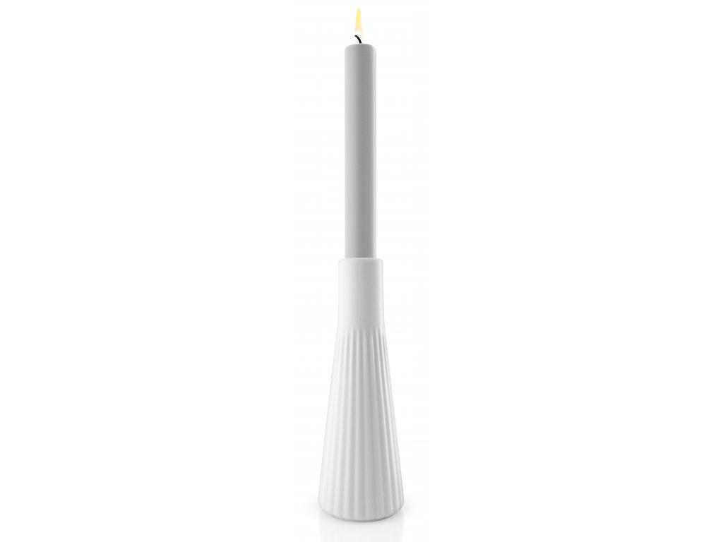 Svícen Legio Nova bílá 20 cm