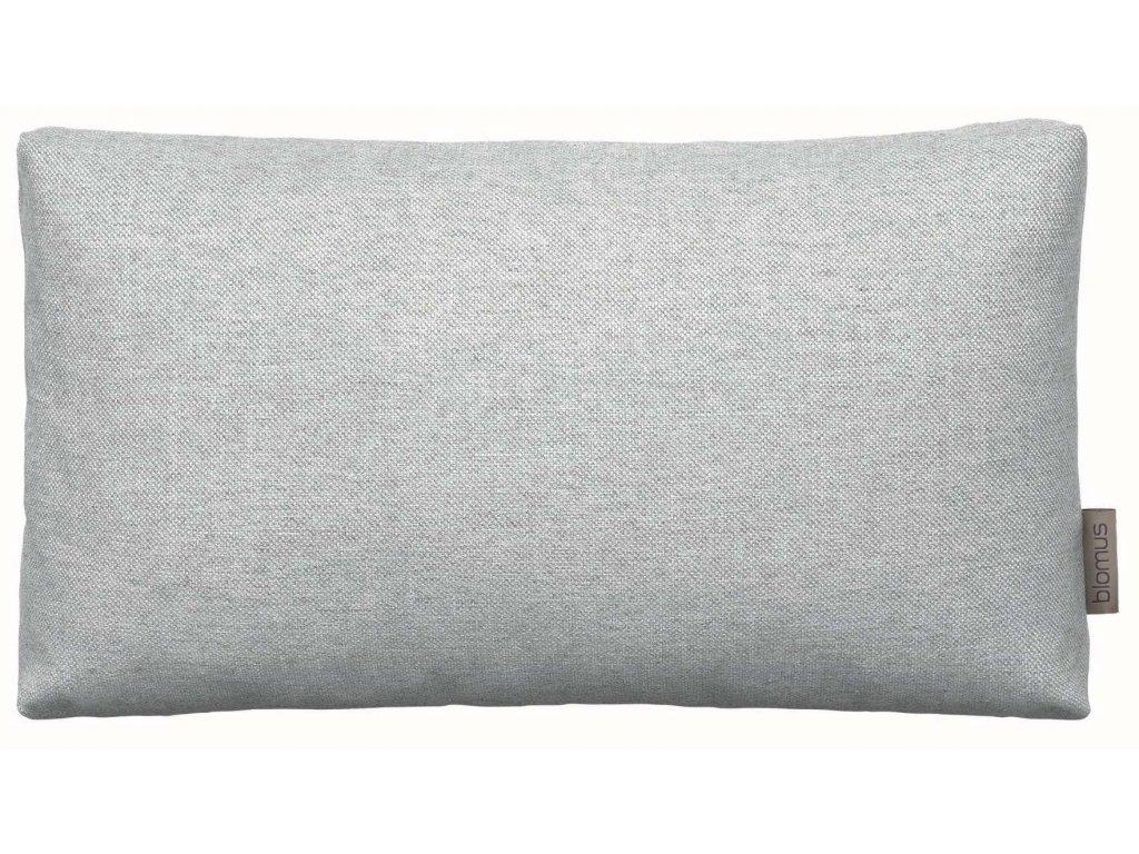 Povlak na polštář 50 x 30 cm světle šedý BLOMUS