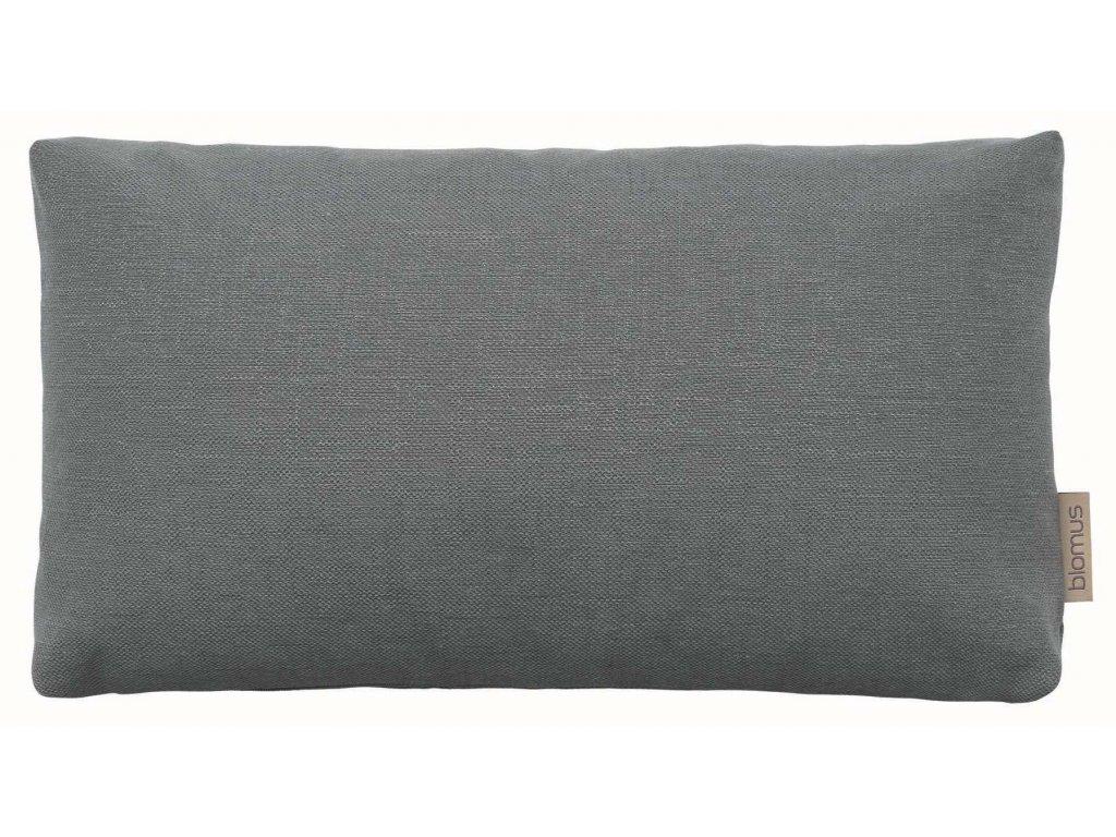 Povlak na polštář 50 x 30 cm šedý BLOMUS