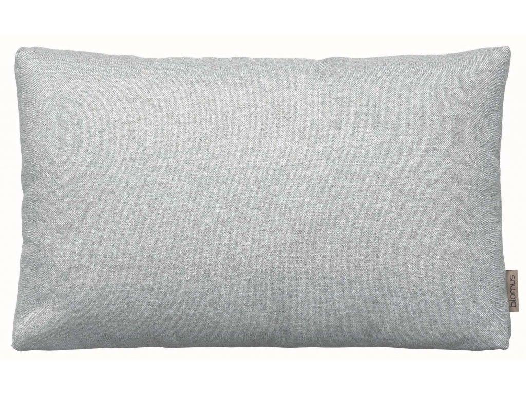 Povlak na polštář 60 x 40 cm světle šedý BLOMUS