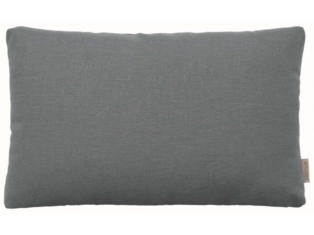 Povlak na polštář 60 x 40 cm šedý BLOMUS