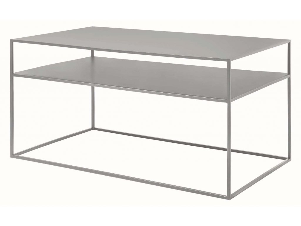 Konferenční stolek šedohnědý BLOMUS