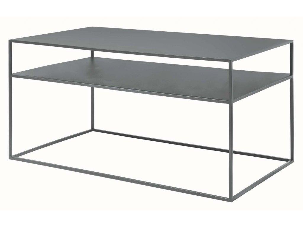 Konferenční stolek šedý BLOMUS