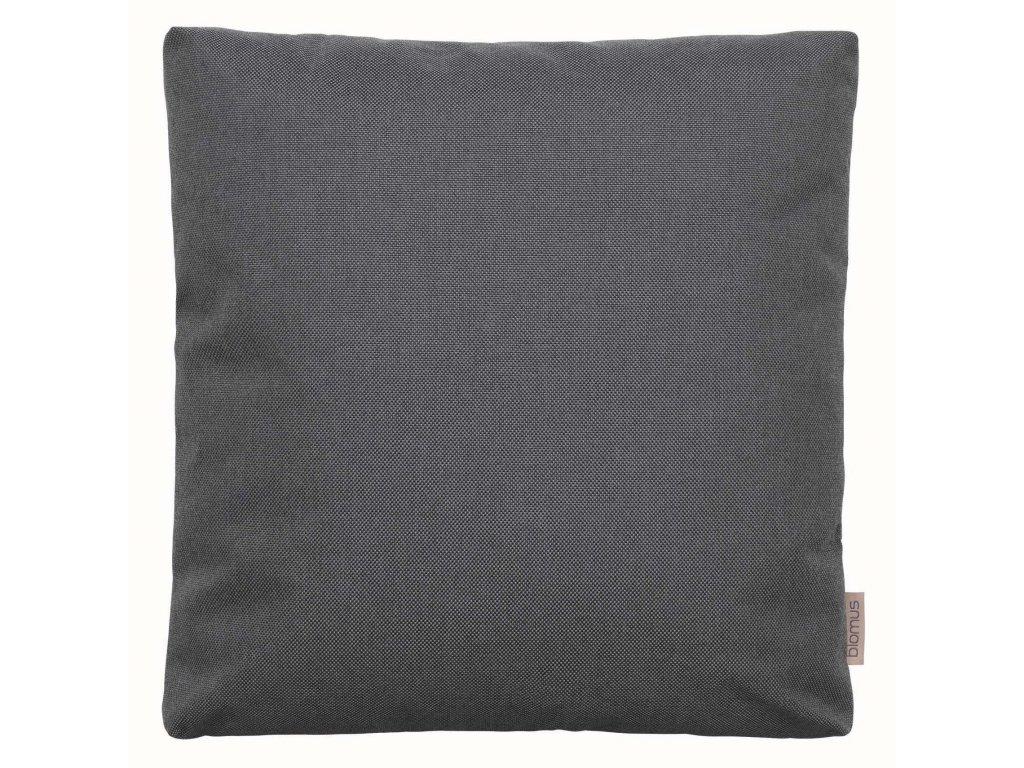 Polštář 45 x 45 cm černý BLOMUS