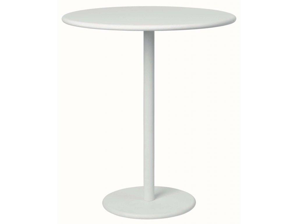 Venkovní stolek bílý BLOMUS