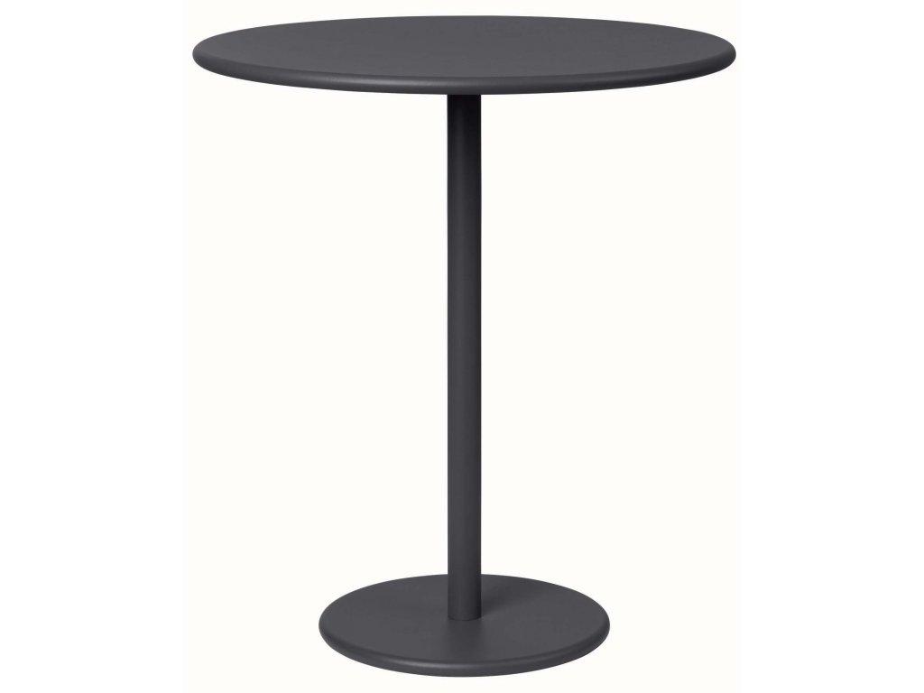 Venkovní stolek černý BLOMUS