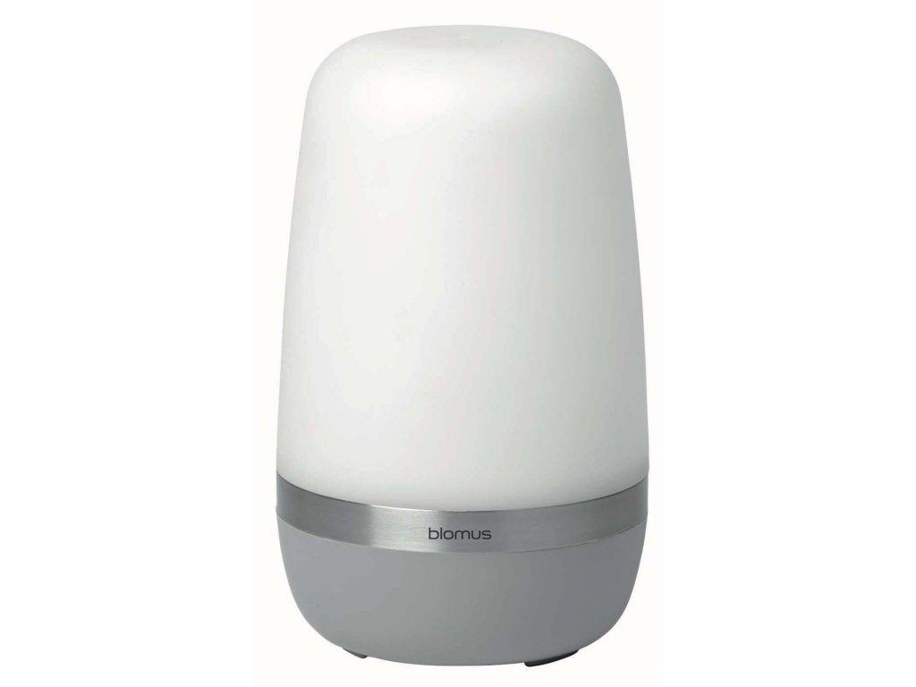 Venkovní LED lampička malá stříbřitě šedá BLOMUS