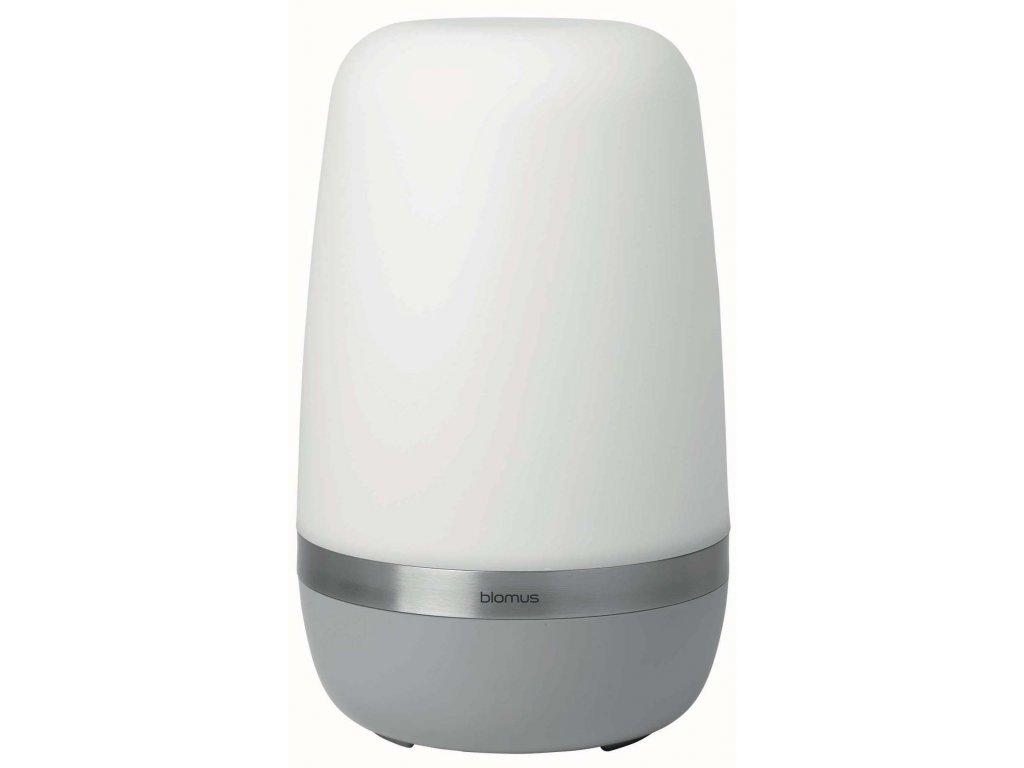 Venkovní LED lampička velká stříbřitě šedá BLOMUS