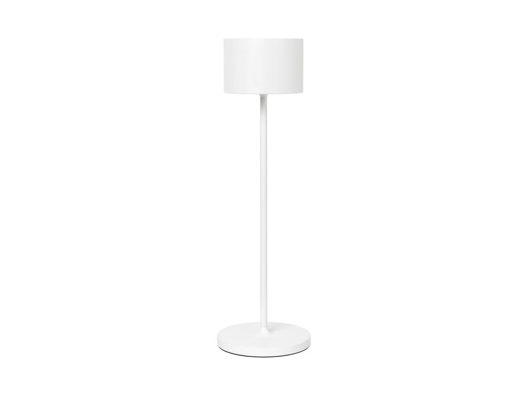 Přenosná LED lampička bílá BLOMUS
