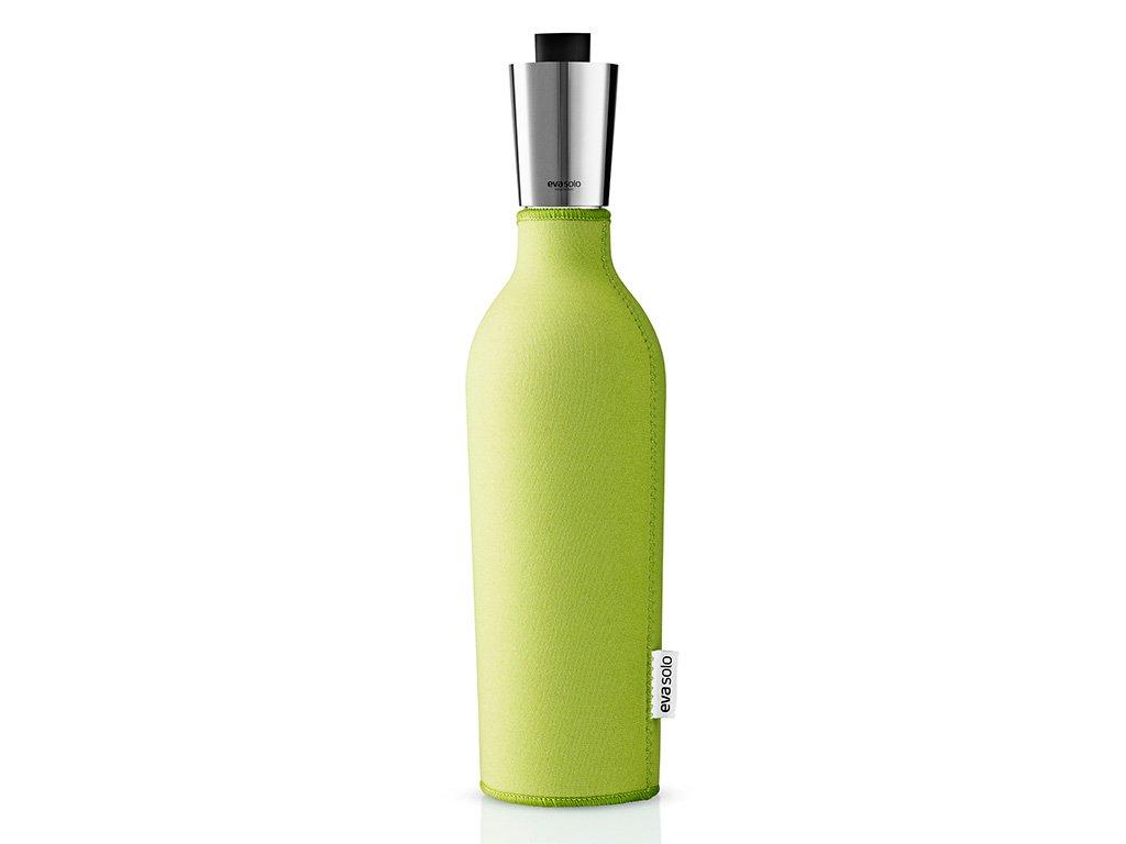 Karafa Bag-in-box 0,75 l se zeleným neoprenovým potahem, Eva Solo
