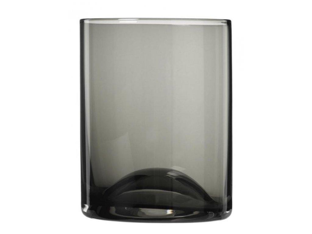 Set 2 ks sklenice, černá BLOMUS