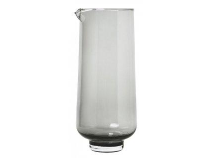 Karafa na vodu, 1,1 L, kouřová BLOMUS