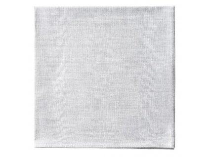 Bavlněný ubrousek 42 x 42 cm, světle šedý BLOMUS