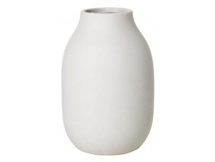 Váza malá, porcelánová, krémová BLOMUS