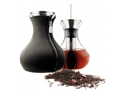 Čajovar Tea maker 1,0 l černý, Eva Solo