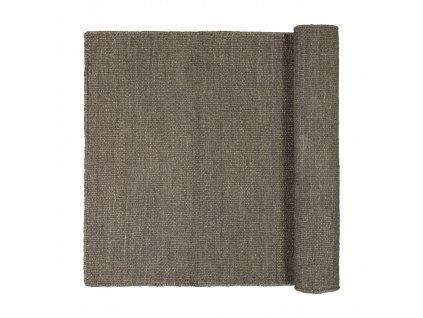 Koberec 300 x 200 cm, šedohnědý BLOMUS