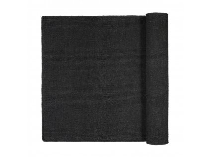 Koberec 300 x 200 cm, šedočerný BLOMUS