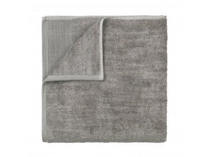 Osuška 140 x 70 cm, světle šedá BLOMUS