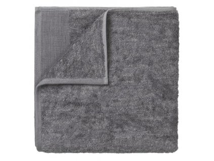 Ručník 100 x 50 cm, šedočerný BLOMUS