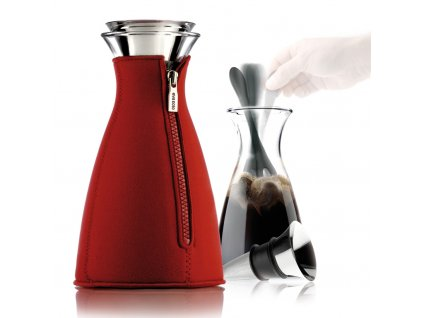 Kávovar CafeSolo 1,0 l červený, Eva Solo