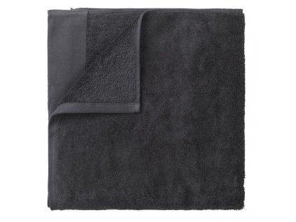 Ručník 100 x 50 cm, šedočerná BLOMUS