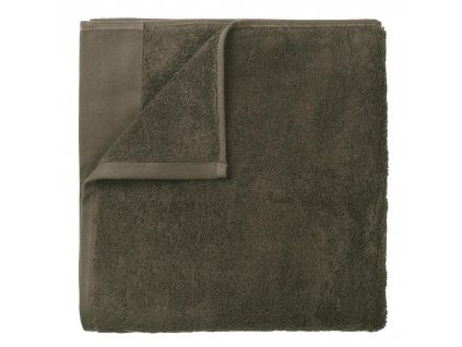 Ručník 100 x 50 cm, šedohnědá BLOMUS