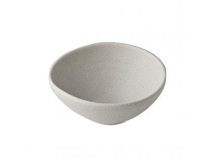 Made in Japan Malá miska Shell White 13 cm 300 ml