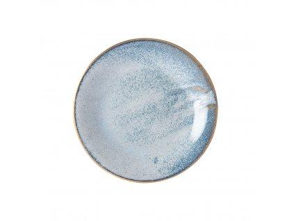 Made in Japan Mělký talíř Steel Grey 21 cm