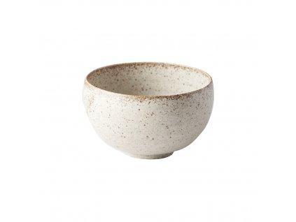 Made in Japan Malá miska Fade 13 cm 600 ml písková