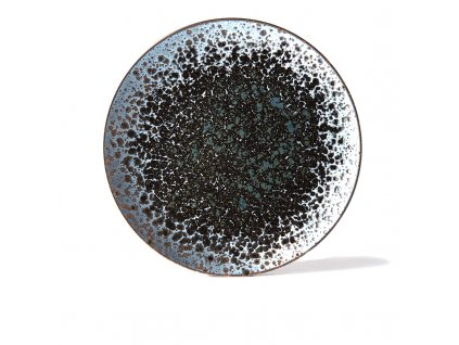 Velký mělký talíř Black Pearl 29 cm MADE IN JAPAN