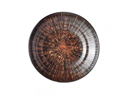 Velká mísa Bronze Converging 29 cm 1, 8 l MADE IN JAPAN