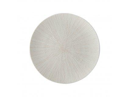 Made in Japan Velký mělký talíř Bisque Converging 29 cm