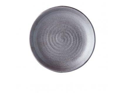 Made in Japan Velký talíř s vysokým okrajem Meteorite 30 cm