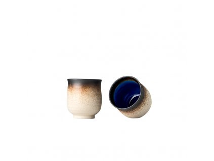 Made in Japan Hrnek bez ucha Cobalt Blue 240 ml