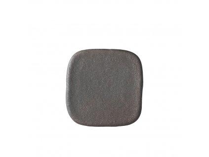 Made in Japan Čtvercová kamenná deska STONE SLAB 19 x 2 cm