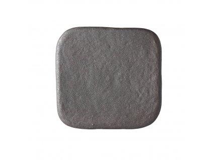Made in Japan Čtvercová kamenná deska STONE SLAB 25 x 2 cm