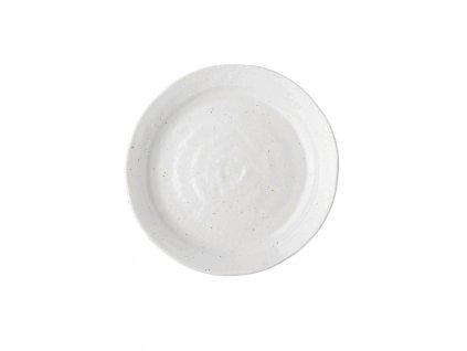 Made in Japan Mělký talíř 24 cm bílý