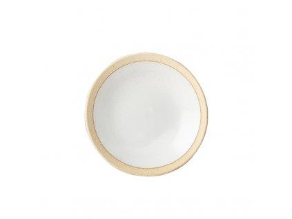 Made in Japan Hluboký talíř 15 cm bílý