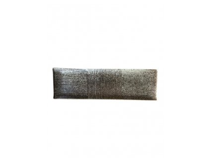 Made in Japan Talíř na sashimi 33 x 10 cm tmavě hnědý