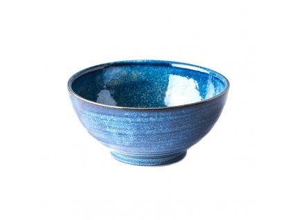 Made in Japan Střední mísa Indigo Blue 18 cm 1 l