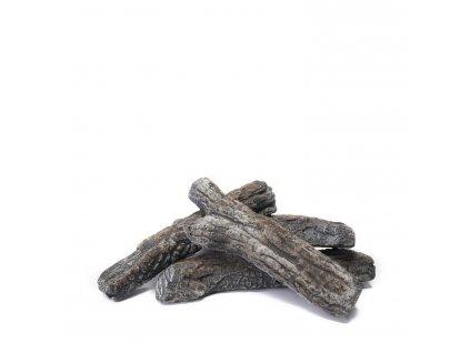 keramická polena do plynových krbů (4 ks) COSI