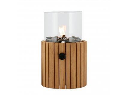 Plynová lucerna Cosiscoop Timber - teak COSI