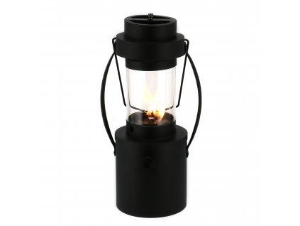 Plynová lucerna Cosiscoop Ryder - černá COSI