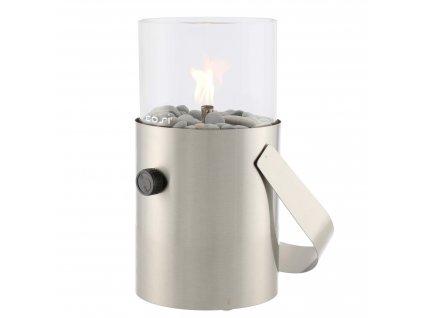 Plynová lucerna Cosiscoop Original - nerezová ocel COSI