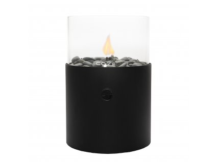 Plynová lucerna Cosiscoop XL - černá COSI