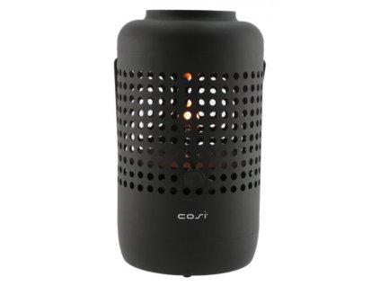 Plynová lucerna Cosiscoop Drop - černá COSI