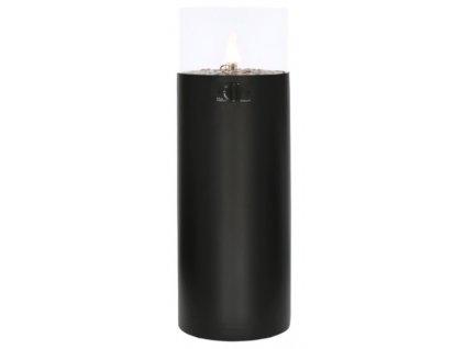 plynové ohniště pilíř Cosiscoop Pillar L - černý COSI